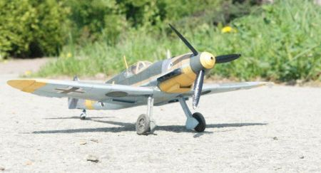 Messerschmitt Me 109 F-4 (Kartonowa Kolekcja 3/4 2011)