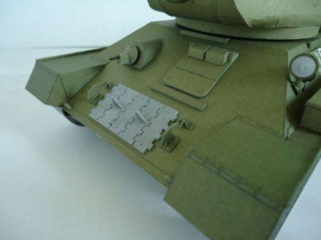 Czołg średni T-34/85 Rudy, MM 1-2/2005