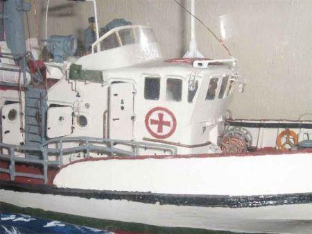 Statek Ratownictwa Morskiego,,HALNY
