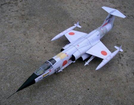 Lockheed / Mitsubishi F-104J ,,Starfighter'' (航空自衛隊)
