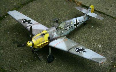 Messerschmitt Bf-109 E-4/N Halinski
