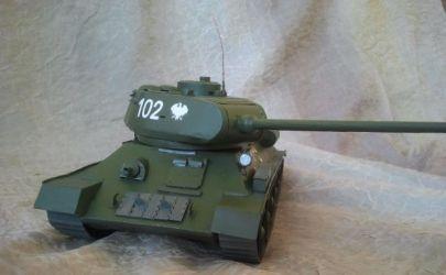 T- 34/85