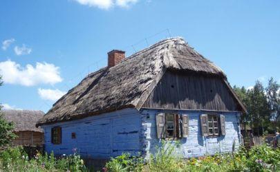 Zagroda z Czermna - Muzeum Wsi Mazowieckiej w Sierpcu