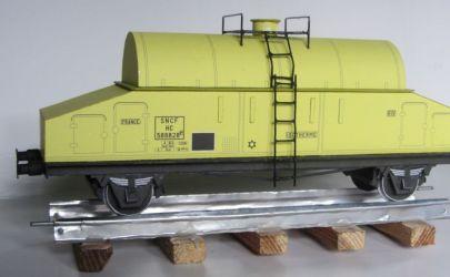 Wagon do przewozu mleka typu HC