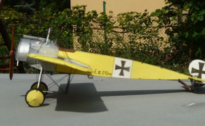 Fokker E.III , MM 1/95
