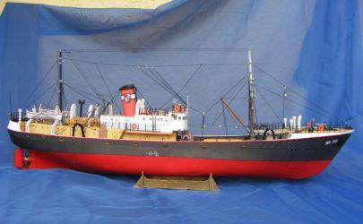 Trawler typ B-10 RADOMKA