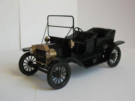 Ford T Super Model 1:25