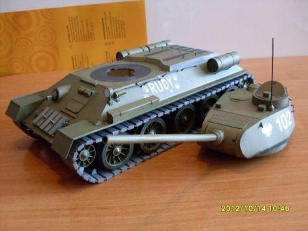 Czołg Średni T34/85 \