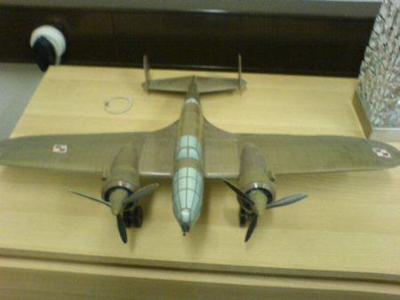 PZL P-37b -Łoś