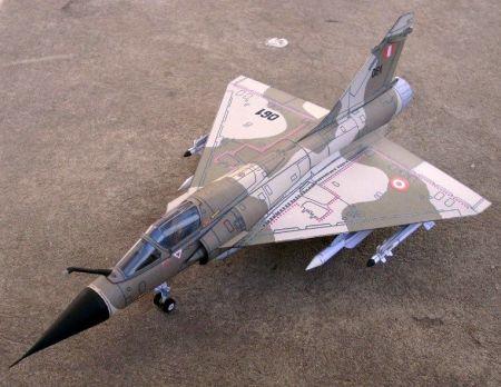 Dassault ,,Mirage'' 2000P (Fuerza Aérea del Perú)
