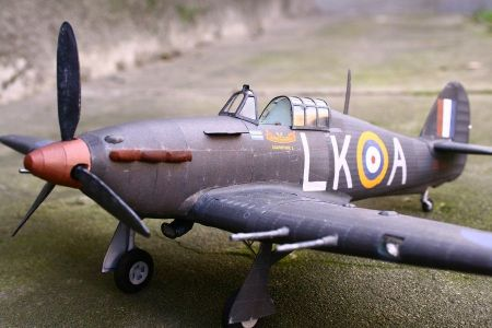 hawker hurricane Mk 2c   answer