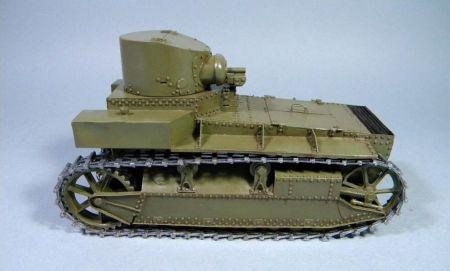 Czołg T1E1