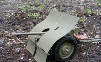 Armata przeciwpancerna kal 37mm Bofors
