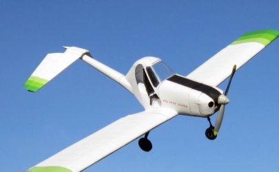 PZL MXX Leaper wg projektu Tomasza K.