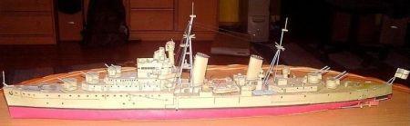 HMS DIDO 1:250