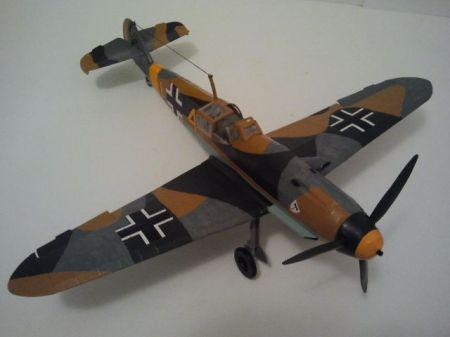 Messerchmitt Me 109 F-4
