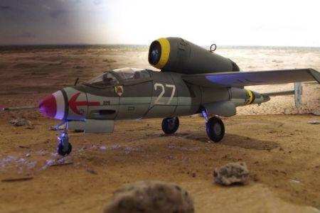 He 162 A-2 SPATZ
