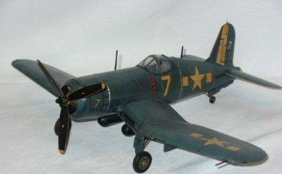F4FU1 Corsair
