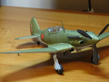 MiG - 3 [Fly Model 20]