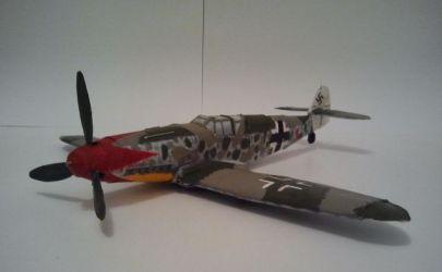 Messerchmitt Me 109 G-5