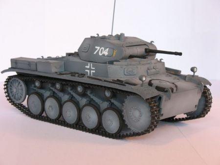 PzKpfw II Ausf. C,  wyd. Haliński 2-3/98