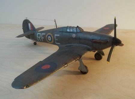 Hawker Hurricane Mk.I.