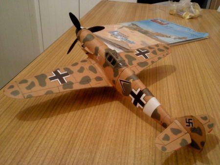 Messerschmitt Me-109 G-2 Trop