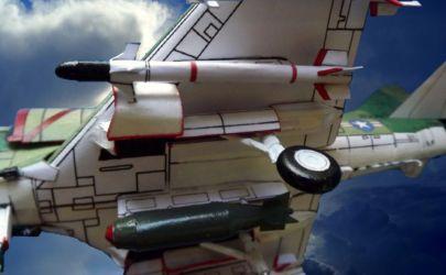 A4E Skyhawk Fly Model 1:50