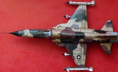F5E Tiger II skala 1:50