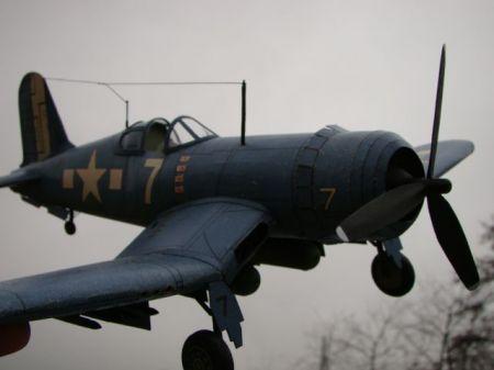 [P 41-45 US] F4U ID Corsair