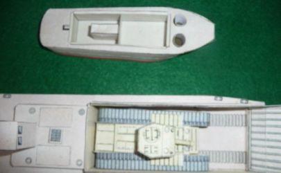 Mały Modelarz 1/1957 - Flota Desantowa