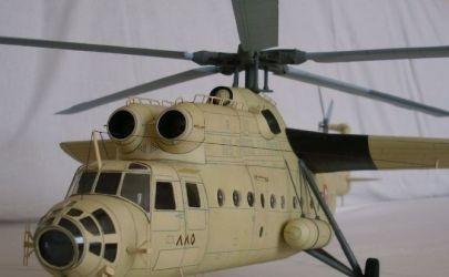 Mil Mi-6A ,,Hook''    ( القوات الجوية المصرية )