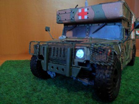 M997 Hummer -Ambulans