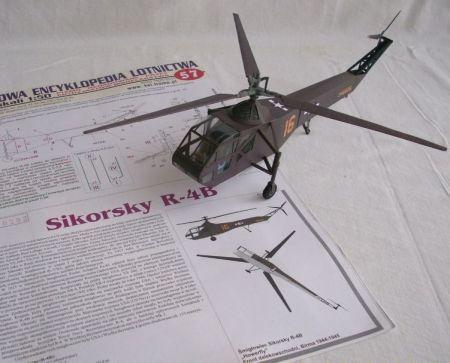 Sikorsky R-4B ,,Hoverfly'' (1 ACG USAAF)