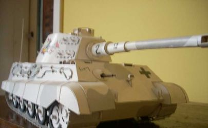 Tygrys Królewski