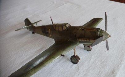 Messerschmitt Me-109 E
