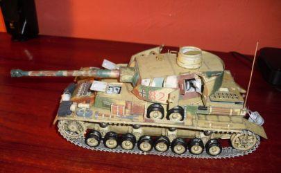 PzKpfw IV Ausf H.