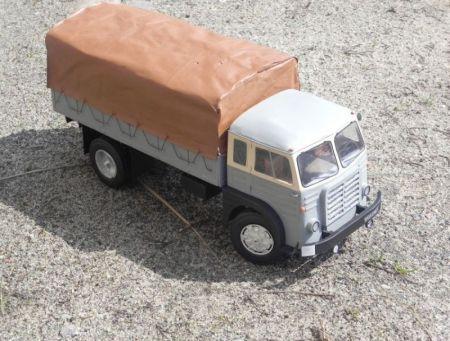Samochód ciężarowy ŻUBR A80