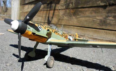 Messerschmitt Me-109 G2