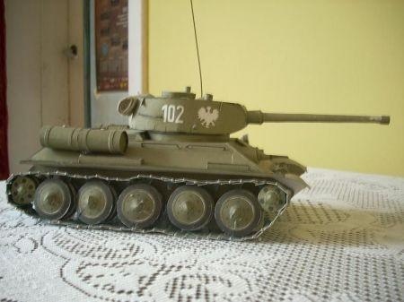 T-34 ,,Rudy