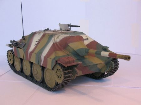 Jagdpanzer 38 (t) HETZER wyd. Modelik 11/04