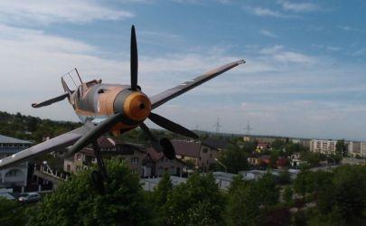 Me 109 F-4 KK 3-4/2012