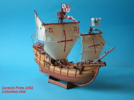 Karawela Pinta 1492
