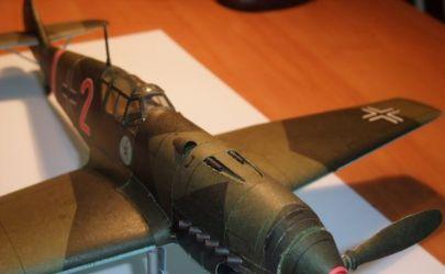 Messerschmitt Bf-109D