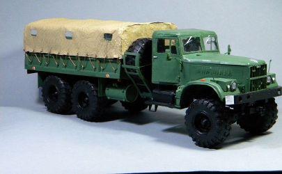 Model Kraza 255b od Renovy-model.