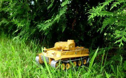 PzK p fw. VI Tig er Ausf . H1