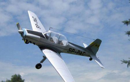 PZL M2 testowanie surówki wg pr. Aviatora.