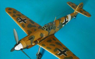 Messerschmitt Bf 109G-2/Trop