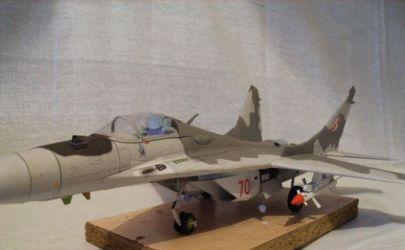 Samolot myśliwki Mig 29