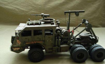 M-25 Dragon Wagon (Gpm)
